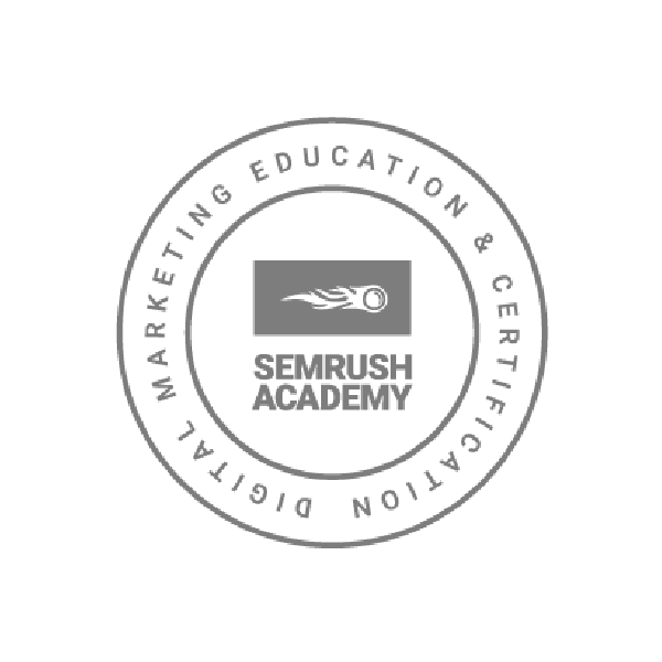 SEM Rush Agency Certification