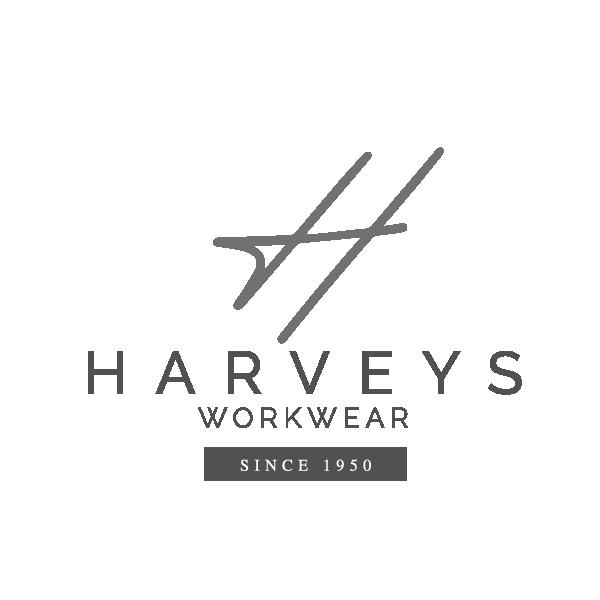 Harveys workwear logo