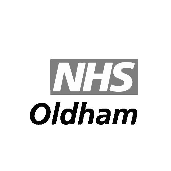 NHS Oldham logo